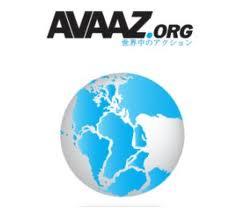 Avaaz. Il suono che rompe il silenzio.