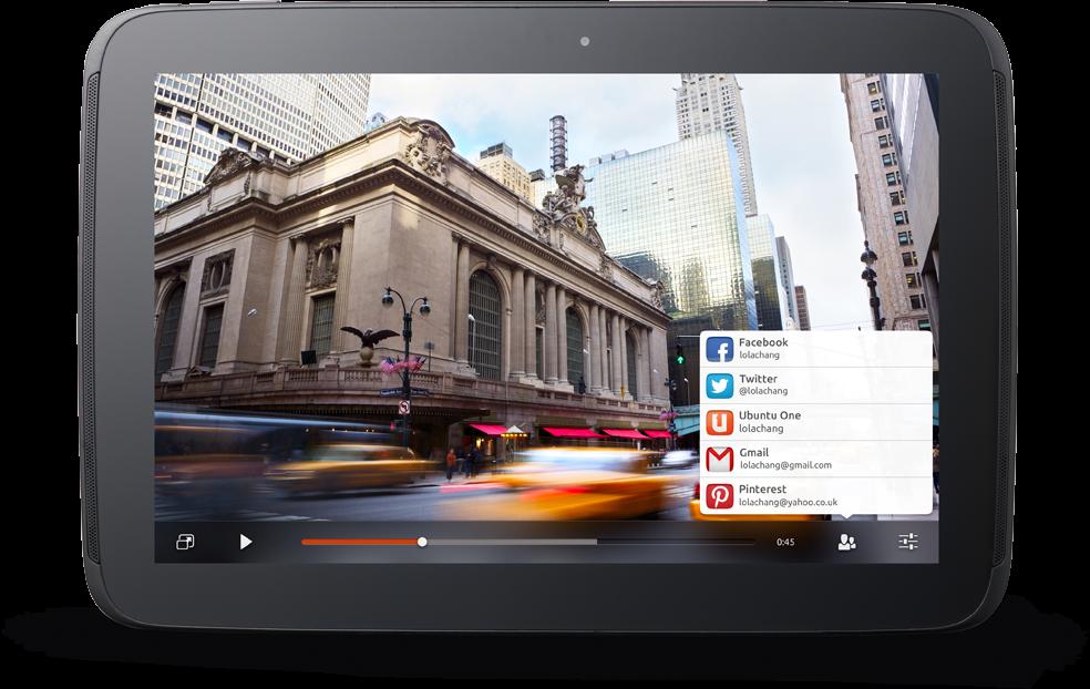 La vera novità nel mondo dei tablet? Ubuntu
