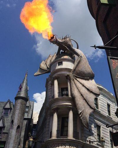 Avete mai sognato di entrare nella scuola di Hogwarts?…ora si può!!