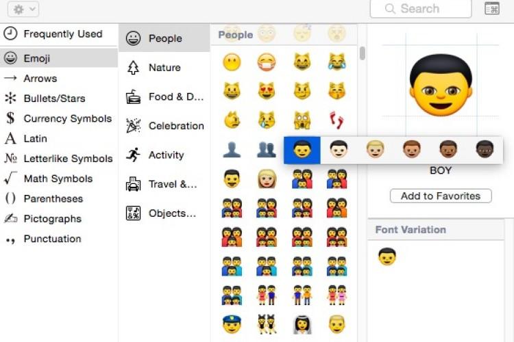 Le nuove emoji multiculturali!