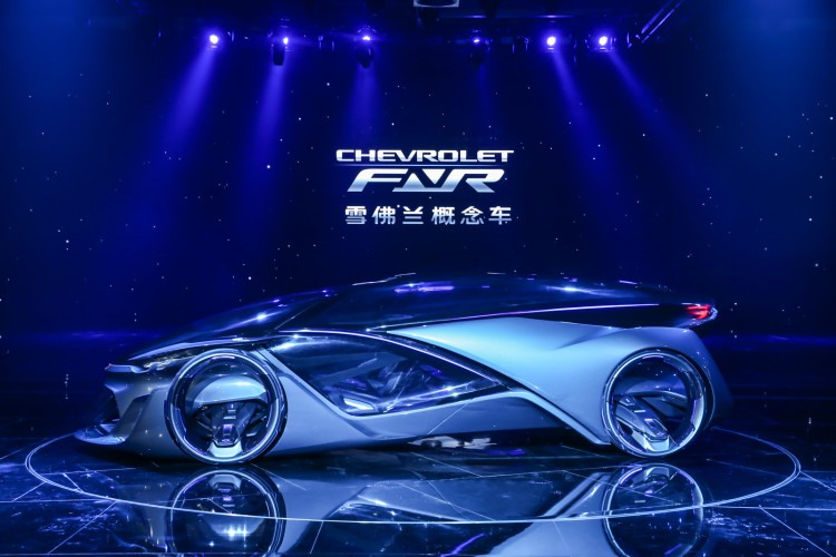 Chevrolet FNR…ecco cosa ci riserva il futuro!