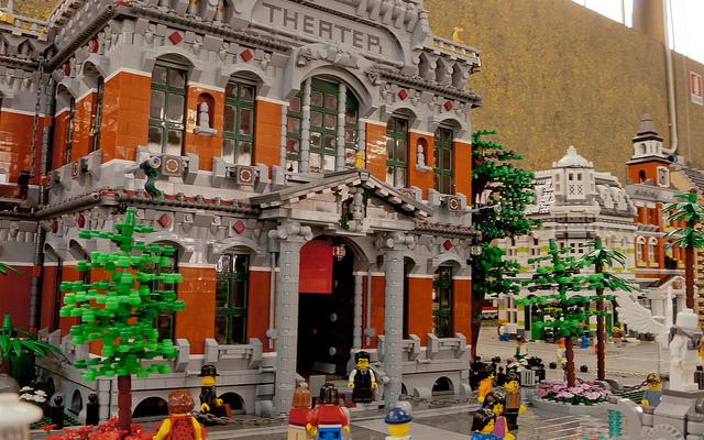Siete appassionati dei mattoncini LEGO? Ecco l'appuntamento che fa al caso vostro