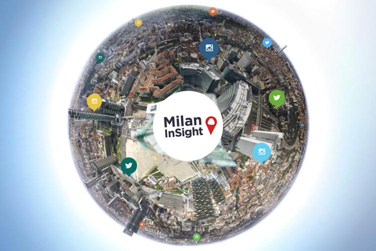 MilanInSight: un modo unico ed innovativo per far conoscere a tutti la città di Milano!