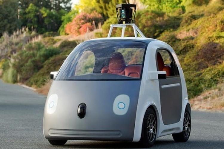 La Google Car, quest'estate sulle strade della California!