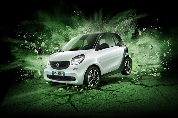 Smart fortwo Black Passion: neopatentato a chi?!