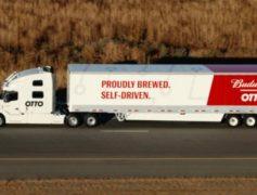 Otto, la prima soffiata al futuro dei camionisti?