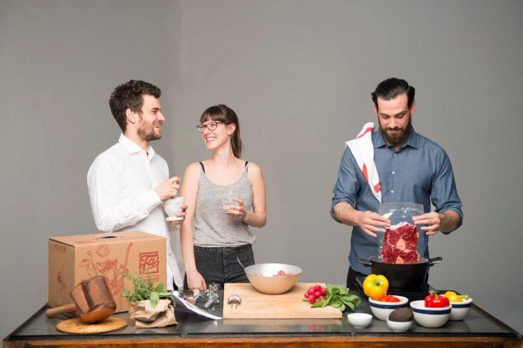 Just Eat sceglie la startup torinese Fanceat