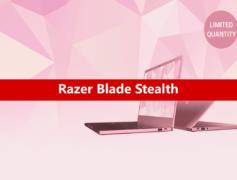 Nuovo Razer Blade Stealth: edizione speciale per S. Valentino
