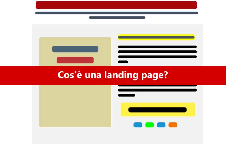Cos'è una landing page?