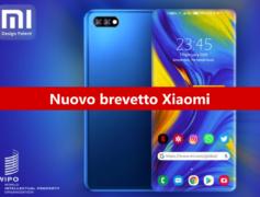 Nuovo brevetto Xiaomi: smartphone con display a quattro lati