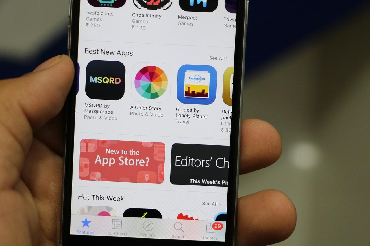 come sponsorizzare un app