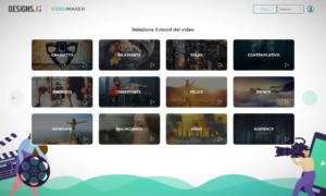Videomaker di Design.ai